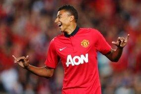 Ferdinand voit en Lingard une future star