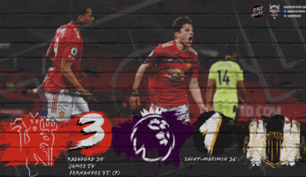 Manchester United 3-1 Newcastle United : there's only one United !
