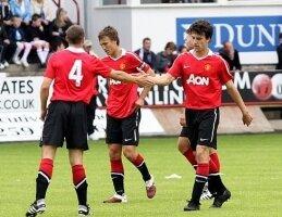 Report réserve : Dunfermline 1 United 5