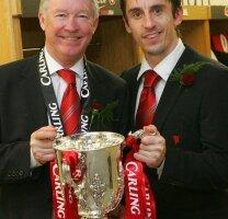 Neville salue l'influence de Sir Alex