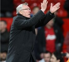 Sir Alex veut se qualifier