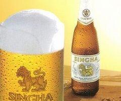 Nouveau sponsor : Singha Beer