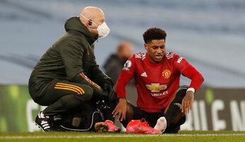 Pas de dommage au ligament pour Rashford