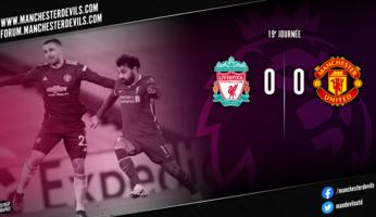Liverpool 0-0 Manchester United : et pourtant, il y avait la place...