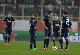 Report : Olympiakos 2 United 0
