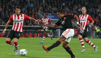 Report : PSV Eindhoven 2  United 1