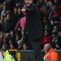 Sir Alex veut la FA Cup