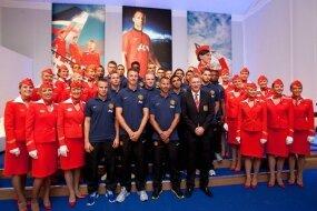 Aeroflot, bienvenue à bord