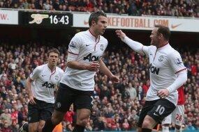 Report : Arsenal 1 United 1