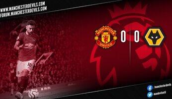 Manchester United 0-0 Wolverhampton : première pour Fernandes dans un match à oublier