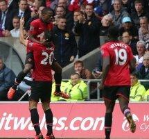 Report : Swansea 1 United 4