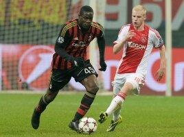 Adversaire potentiel : AC Milan