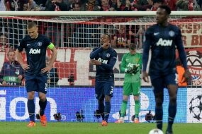 Réactions : Bayern Munich 3 United 1