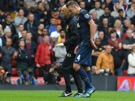 Jones forfait pour l'Angleterre