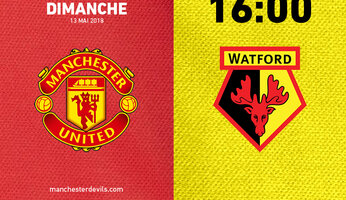 Preview : Manchester United vs Watford