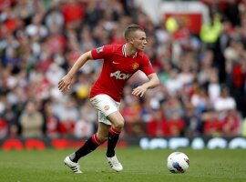 Interview : Tom Cleverley