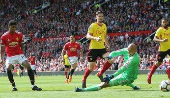 Manchester United 1 Watford 0 : à vaincre sans péril...