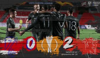 CF Grenade 0-2 Manchester United : la victoire en marchant