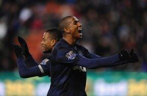 Report : Stoke City 0 United 2