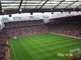 Et à Old Trafford...