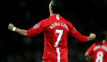 Cristiano Ronaldo portera le numéro 7