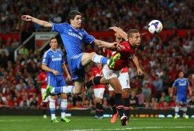 Report : United 0 Chelsea 0