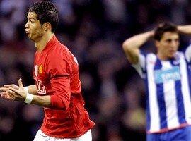 Report : Porto 0-1 United