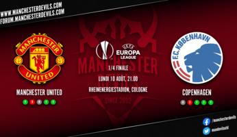 Preview : Manchester United - FC Copenhague