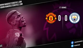 Manchester United 0-0 Manchester City : noooon, rien de rien...