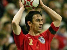 Neville sera sélectionné