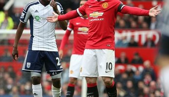 Report : United 0 West Brom 1