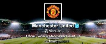 United sur Twitter et Weibo