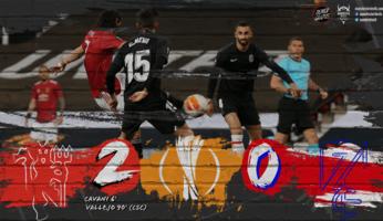 Manchester United 2-0 CF Grenade : la demi sans trembler