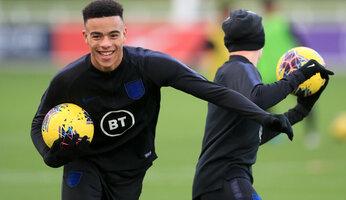 Mason Greenwood appelé pour l'Euro -21 ans