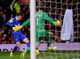 Report : United 0 Everton 1
