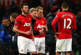 Réactions : United 2-1 Sunderland (1 t.a.b. à 2)