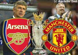Preview : Arsenal - Manchester United