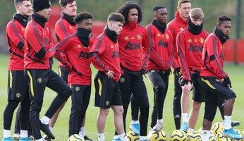 Les clubs de Premier League de retour à l'entraînement