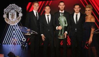 David de Gea, Player of the Year