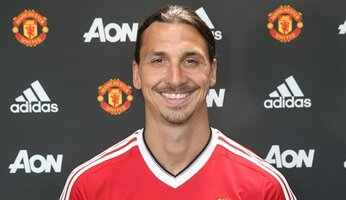 Ibrahimovic à United : déclarations + interview