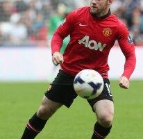 Rooney blessé à la tête