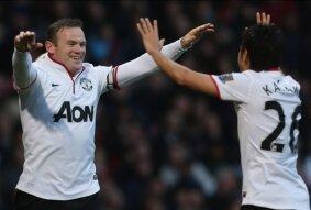 Report : West Ham 0 United 2