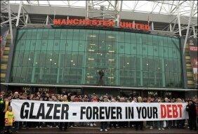 Fans de United et de Liverpool à l'unisson ?