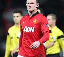 Rooney blessé à l'orteil
