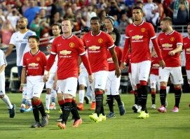 Réactions : United 7 LA Galaxy 0