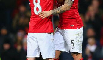 Report : United 3 Cambridge 0