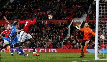 United 2 Brighton 0 : dans le dernier carré