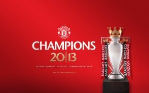 United, champion d'Angleterre !