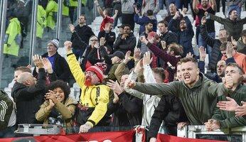 Les supporters de retour dans les stades anglais dès la semaine prochaine !