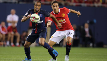 Report : United 0 PSG 2